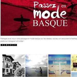 Cas client Mode Basque