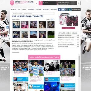 sport social media campaign
