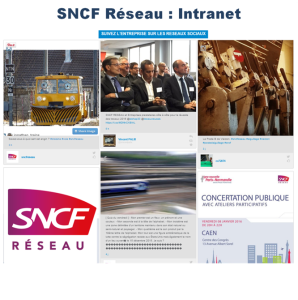 Cas client SNCF intranet mini