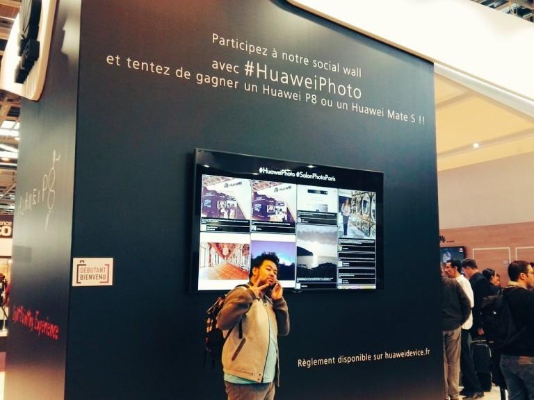Cas client Huawei Salon 3