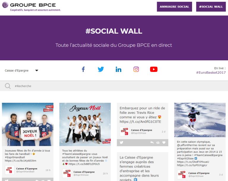 Pourquoi utiliser un social wall