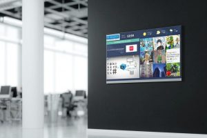 Office_hall_screen_tv_display_content_digital_signage