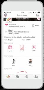 event inform content app